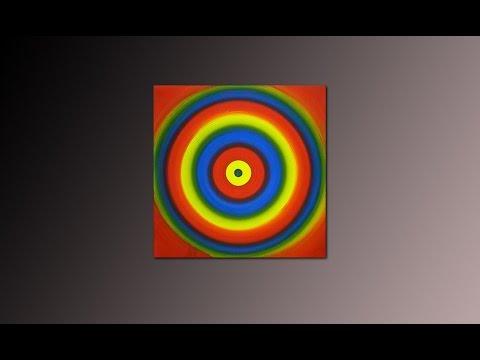 """Abstrakt malen mit """"technischer"""" Hilfe – Los Angeles – Gecko Bilder [HD]"""