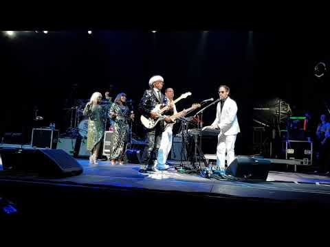 Nile Rodgers & Chic ft Kimberly Davis Get Lucky