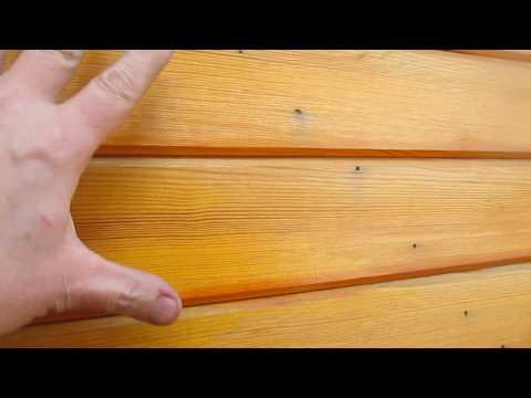 Можно ли красить (покрасить) деревянный дом из бруса масляной краской