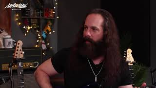 13 Minutes of Petrucci playing the guitar