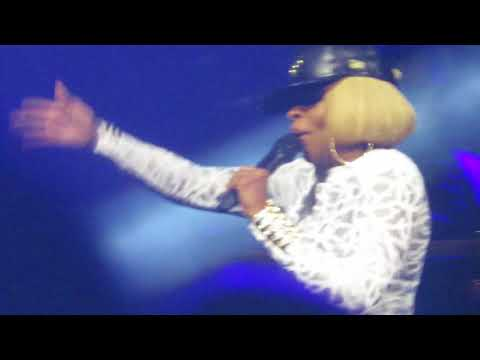 Mary J Blige London Sessions Tour