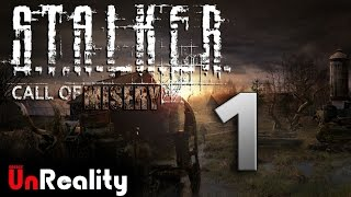 STALKER Call of Misery 1.0 Глупые мечты новичка