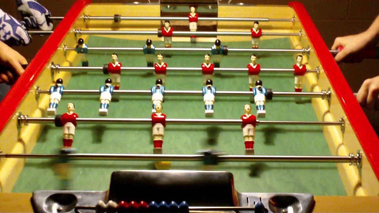 Bonzini USA Crystal Coast Foosball Challenge Fri Nite DYP - Bonzini foosball table