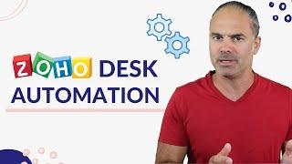 Zoho Desk Automation (SLA, Workflow, Notifications, Blueprint, Surveys)