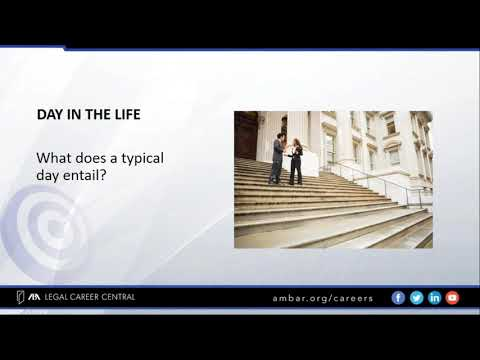 Career Choice Series: Administrative Law