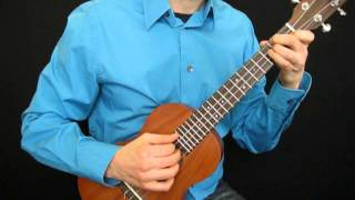 Bear Dance - Fingerstyle Ukulele