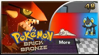POKEMON BRICK BRONZE ROBLOX #48 NEW RAMDOMIZER GAME MODE ? ENGLISH GAMEPLAY