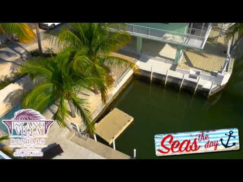 Seas the Day Aerials 4 Bedroom Vacation Rental Islamorada, Florida Keys