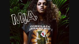 Download MIA - Paper Planes - Feat. Rye Rye, Afrikan boy, Lil Wayne MP3 song and Music Video