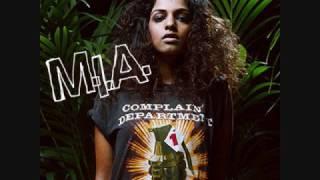 MIA - Paper Planes - Feat. Rye Rye, Afrikan boy, Lil Wayne