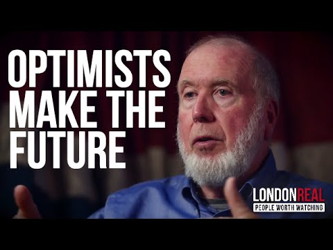 OPTIMISTS DECIDE THE FUTURE - Kevin Kelly on London Real