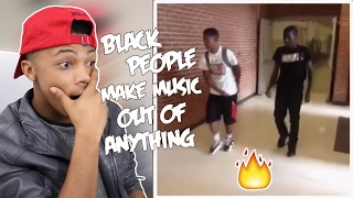 Black People Make Music Out Of Anything Compilation