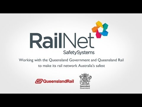 RailNet Safety Systems | Queensland Rail | Innovative Warning System