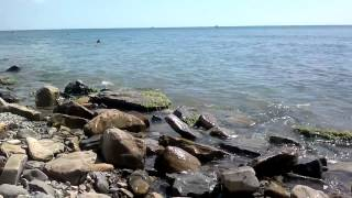 Анапа 2012 июль Море
