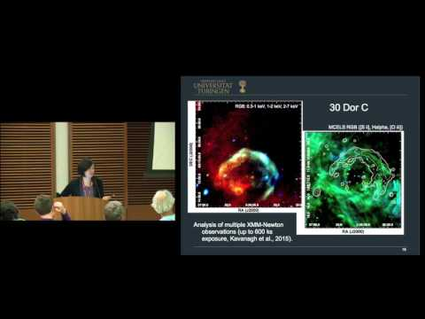 Manami Sasaki : The Hot Interstellar Medium in Nearby Galaxies