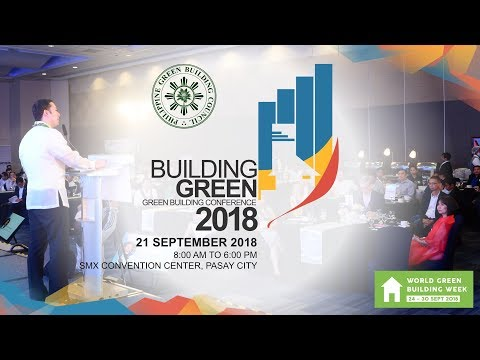 Building Green 2018 Conference