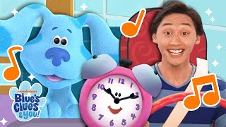 School Bus Sing Along #1 w/ Blue & Tickety Tock! | Blue's Clues & You!