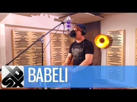 BABELI  |  Grand Beatbox Battle Studio Session '13