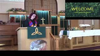 July 18, 2021 Sunday Service