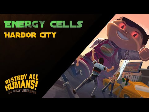 Big Willy Unleashed - Harbor City Energy Cells