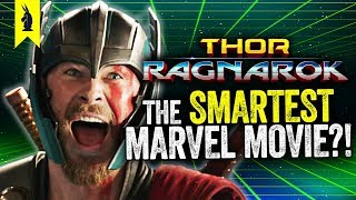 Thor: Ragnarok – The Smartest Marvel Movie Ever? – Wisecrack Quick Take