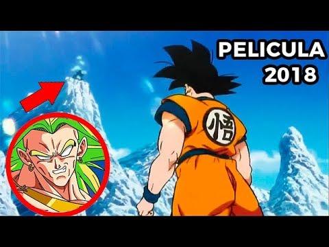 Dragon Ball Super Trailer Pelicula 2018 Yamoshi Y Broly En Esta