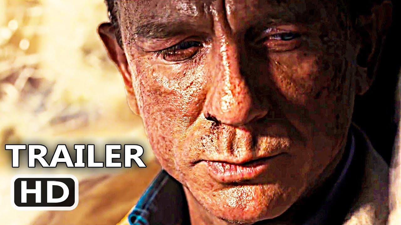 JAMES BOND 007: NO TIME TO DIE Final Trailer # 2