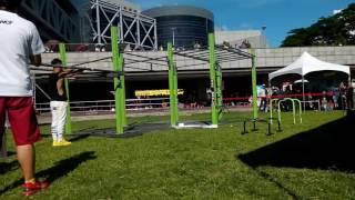 5/28 高雄 世界街頭健身大賽 「 郭品彥」
