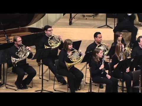 Oklahoma State University Wind Ensemble - 2013 Japan Band Clinic