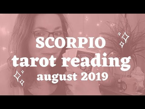 ♏ SCORPIO - START OF SOMETHING BIG! Money, Popularity! - August 2019 Tarot Reading
