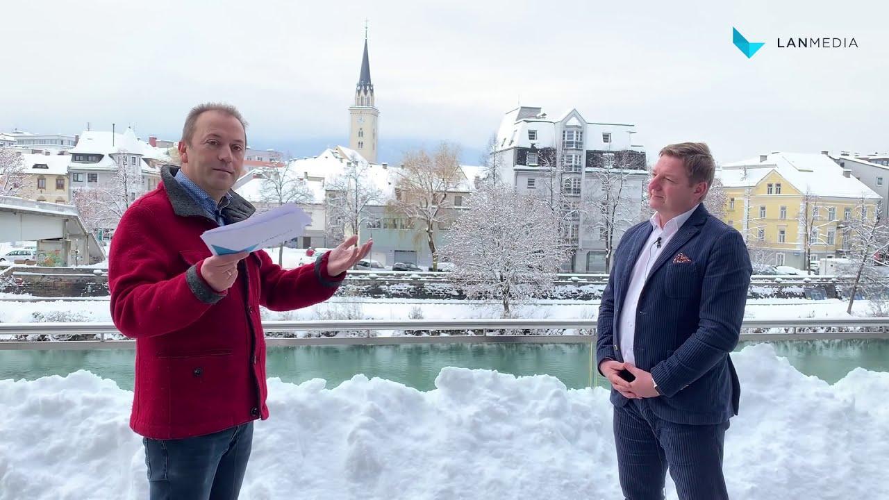 Günther Albel | Bürgermeister der Stadt Villach