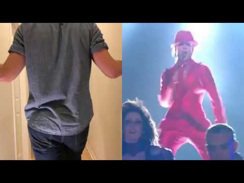 Charlie Ward: Me Against the Music (Britney Spears Onyx Hotel Tour)
