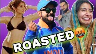 Virat Kohli Roast 🔥   Anushka Sharma Roast 😡    Fryder