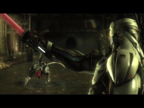 "Metal Gear - Rising Revengeance - Sam VS. Blade Wolf Boss Fight ""S RANK"" DLC"
