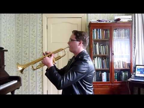 Johnny Cash Ring Of Fire Trumpet Cover