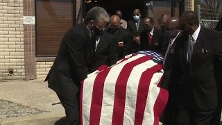 Original Freedom Rider Patricia Dilworth laid to rest, honored for her bravery, service