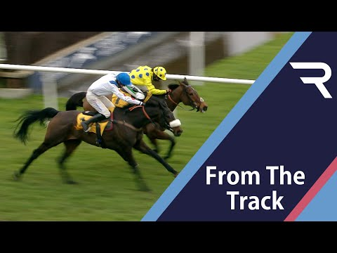What a ride! Bryony Frost and Secret Investor land the Betfair Denman Chase | Racing TV