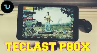 teclast P80X gaming test/Spreadtrum SC9863A PUBG Mobile Android 9 tablet PowerVR GE8322