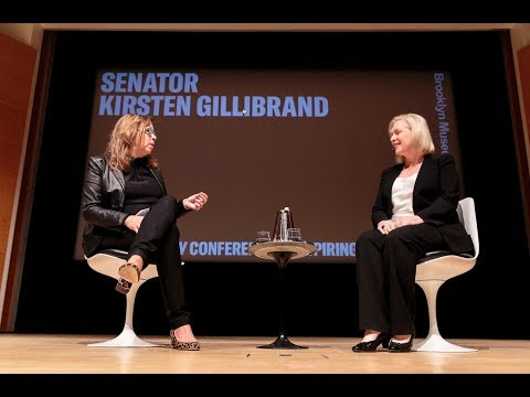 The Brooklyn Conference: U.S. Senator Kirsten Gillibrand