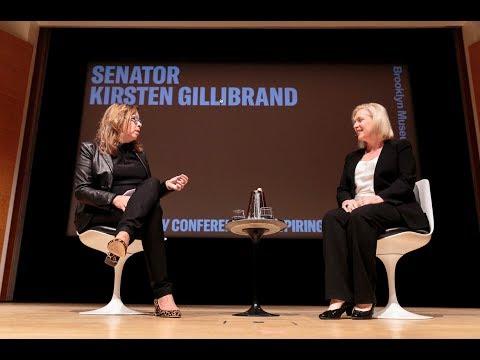 The Brooklyn Conference: U.S. Senator Kirsten Gillibrand