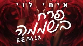 איתי לוי - פרח בשממה (Itay Levi - Perah Bashmama (Ben Aviv Remix