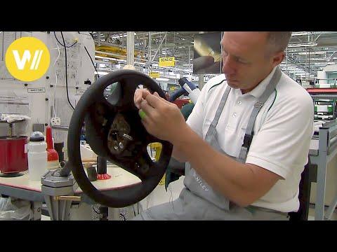 Bentley - An inside look at the Volkswagen luxury brand factory