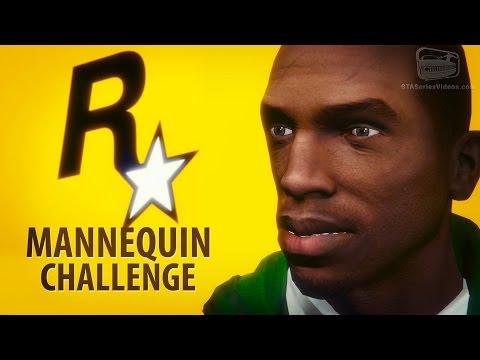 GTA 5 - Rockstar Games Mannequin Challenge