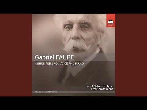 3 Songs, Op. 7: No. 3, Barcarolle