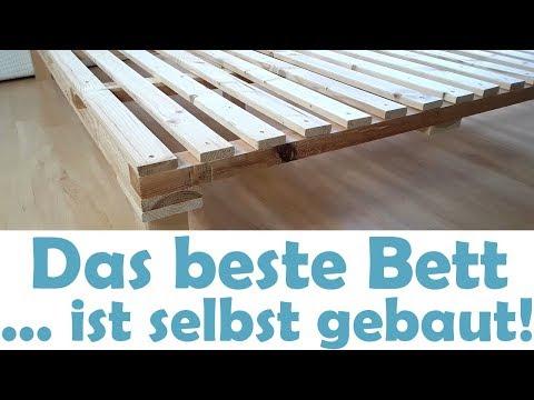Familienbett Holzbett Bett Selber Bauen Einfach Und Preiswert