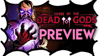 Curse of the Dead Gods Preview | MrWoodenSheep (Video Game Video Review)