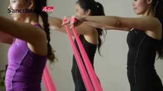Sanctband Active Resistance Band - Arm Exercises