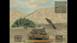 Gulf war: Operation desert hammer (3DO, Glide, 1999)