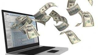 Работа на дому. Зарабатывайте от 30 000 рублей сидя дома за компьютером!