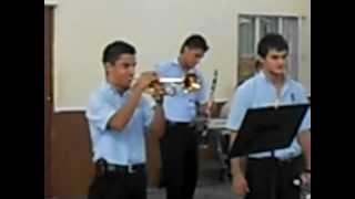 La Virgen De La Macarena Escuela de la Tambora Sinaloense German Lizarraga. Mazatlan Sinaloa